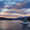Sunset by Windermere