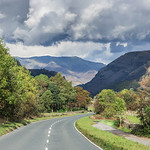 Viewpoint in Thirlmere