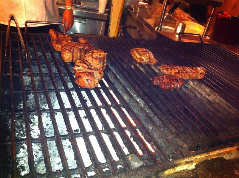 It's what's for dinner<br><i>photo:  Steve Barber</i>