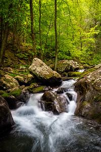 Sitton Gulch Creek