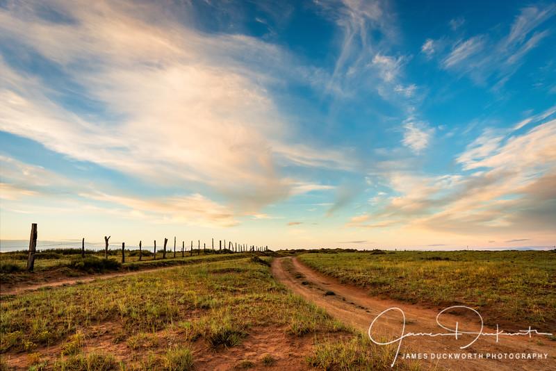 Southwest Dirt Road
