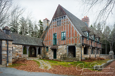 Carriage House, Acadia National Park, Maine