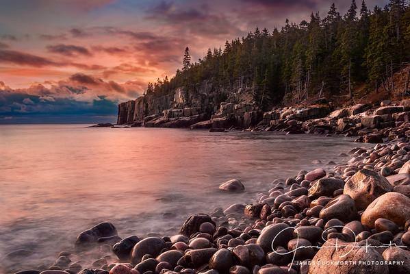 Otter Cliff, Acadia National Park, Maine