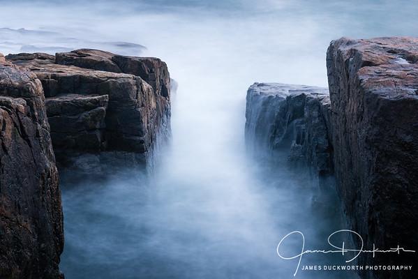 Schoodic Point, Acadia National Park