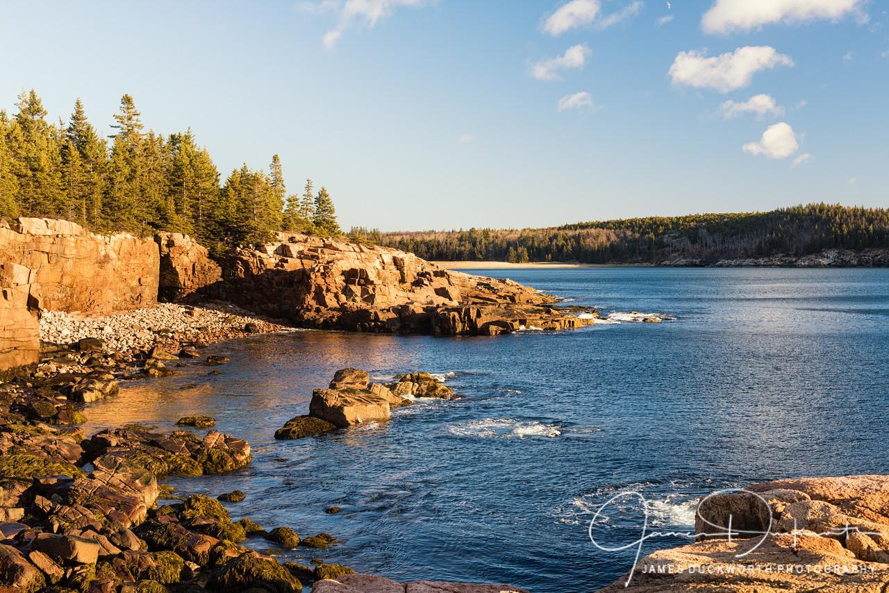 Acadia National Park, Maine, near Thunder Hole