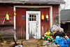 Lobsterman's Garage, Stonington, Maine