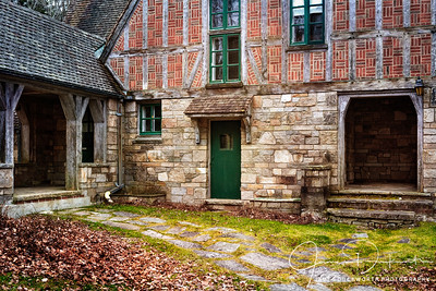 Carriage House Close, Acadia National Park, Maine