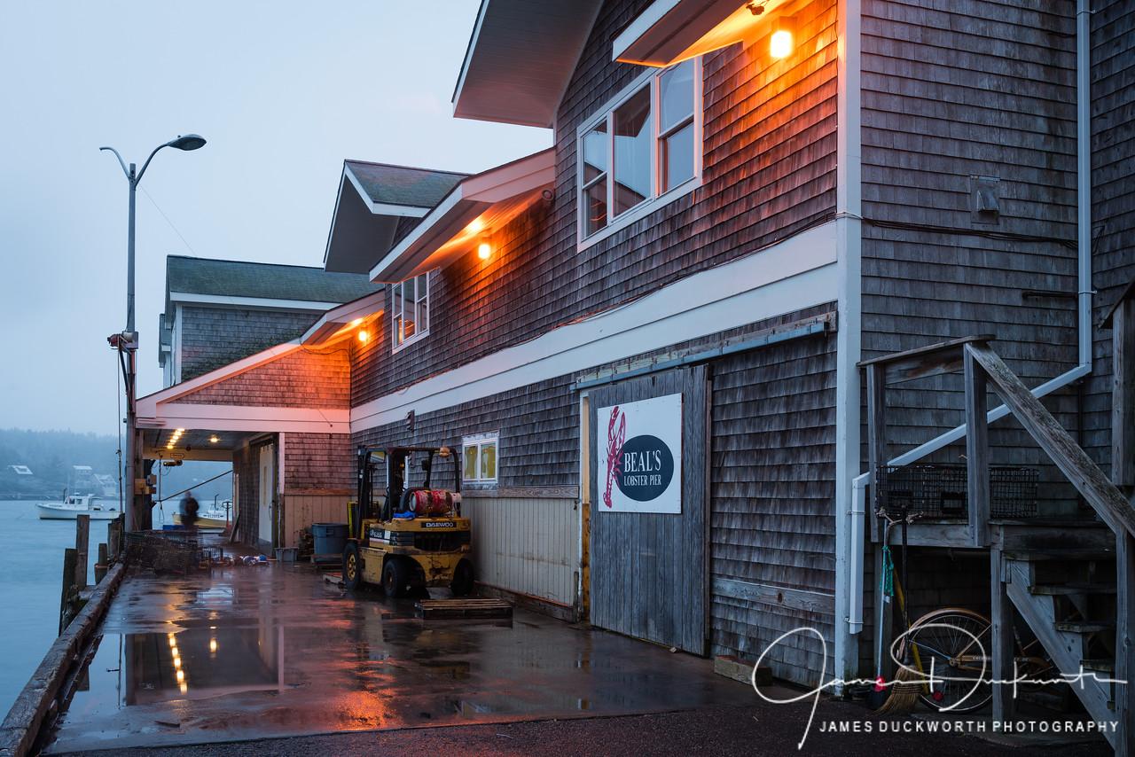 Beals Seafood, Southwest Harbor, Maine