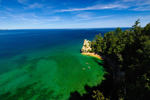 Miner's Castle, Munising Michigan