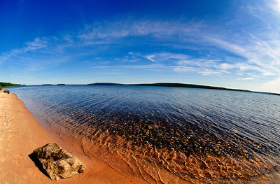 Munising Bay, Munising Michigan