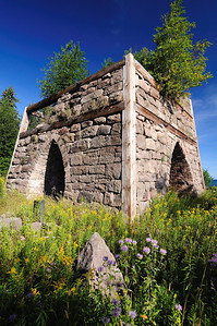 Bay Furnace, Munising Michigan