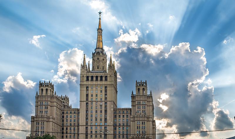 Moscow Sunburst