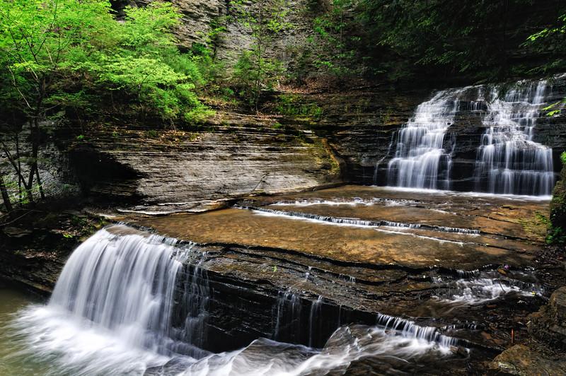 Buttermilk Falls Gorge Trail