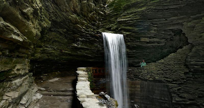 Cascade Falls - Watkins Glen