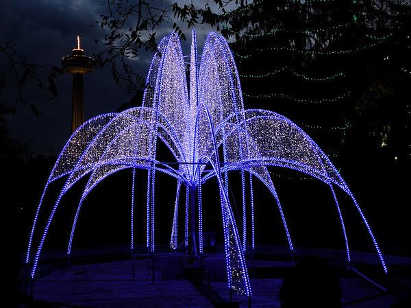 Christmas Lights - Niagara Falls