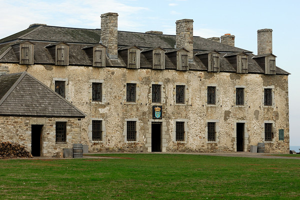 The French Castle - Old Fort Niagara