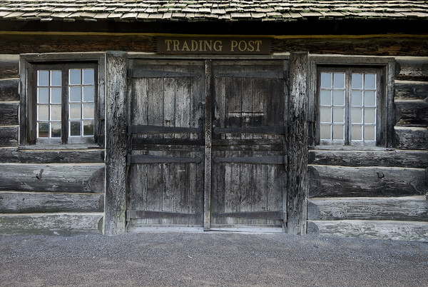 Trading Post - Old Fort Niagara