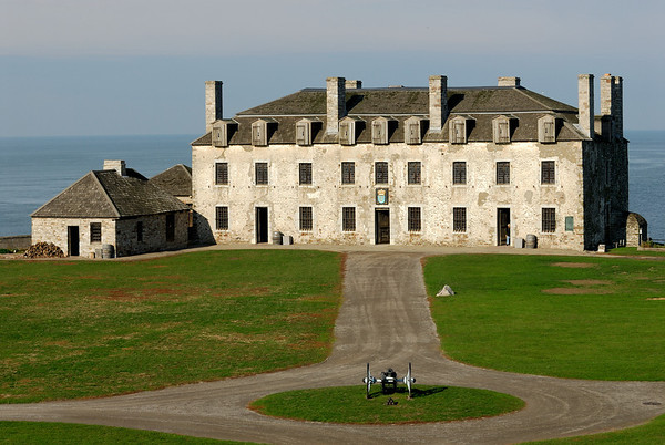French Castle - Old Fort Niagara