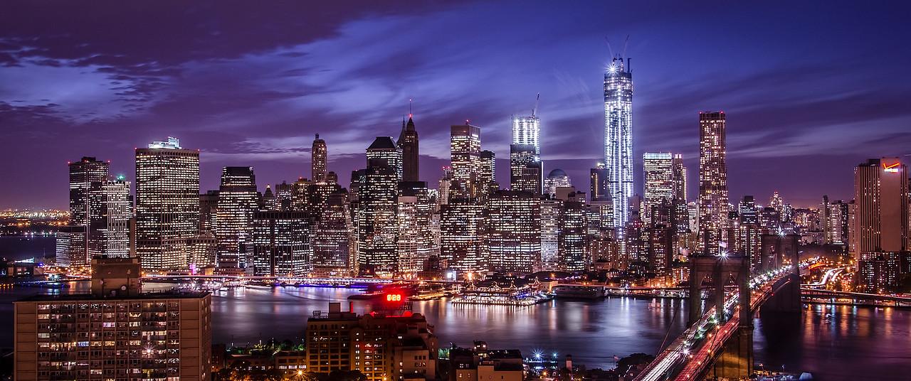 Manhattan, 2012