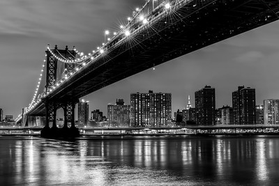 New York City B&W