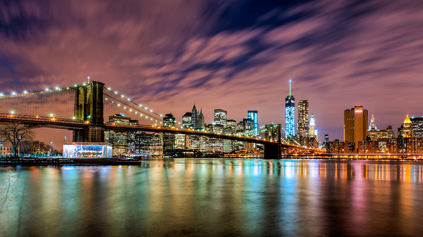 Manhattan Bridge - 2