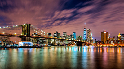 Manhattan Bridge - 2