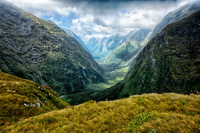 Milford Track, New Zealand - 2016