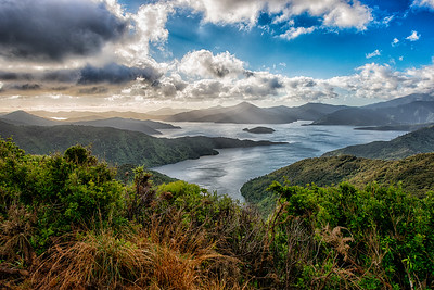 Queen Charlotte Track, New Zealand - 2016