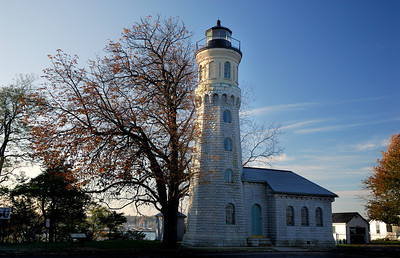 Lighthouse - Old Fort Niagara