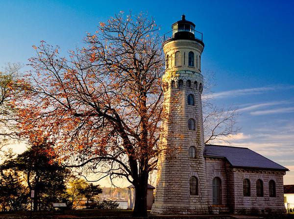 Lighthouse - Old Fort Niagara