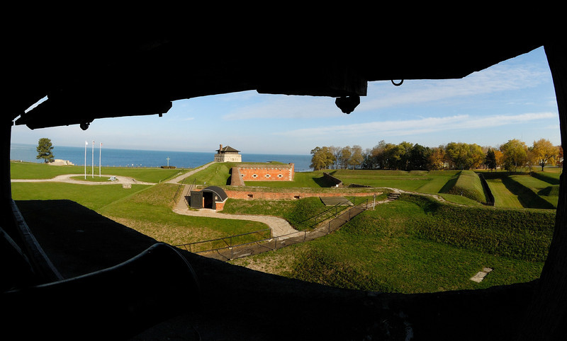View from the Gun Tower