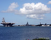 Pearl Harbor, HI - USS Nimitz, USS Missouri, Arizona Memorial - May 2008