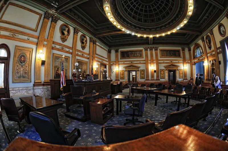 Newark Court House