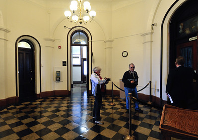 Tour of the Courthouse