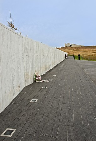 Flight 93 Memorial Wall