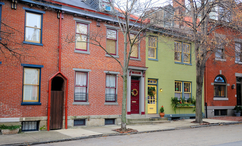 Historic Mexican Streets District - Pittsburgh, PA