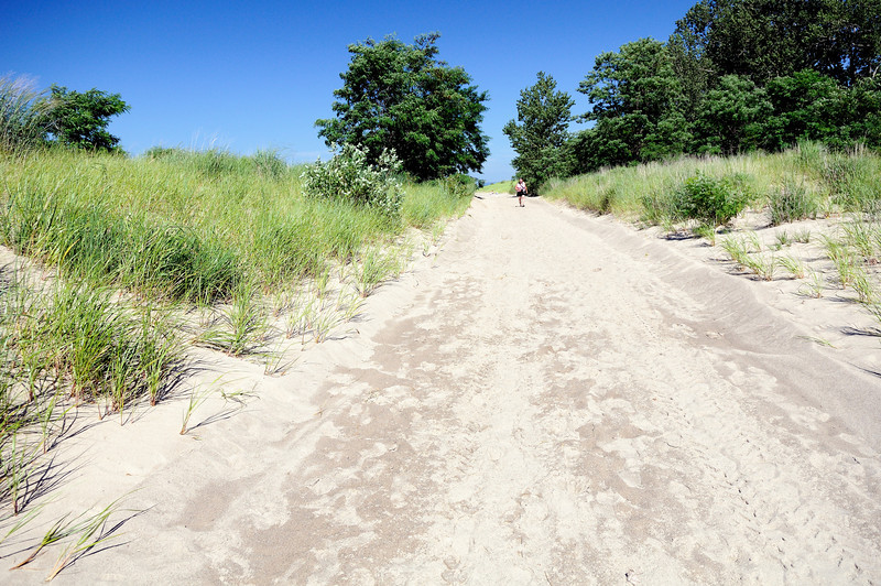 Presque Isle State Park - Budny Beach