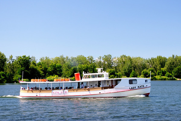 Presque Isle State Park - Lady Kate Tour Boat