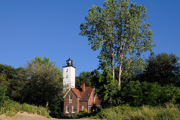 Presque Isle State Park - Presque Isle Lighthouse