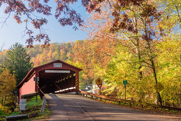 Rupert Covered Bridge