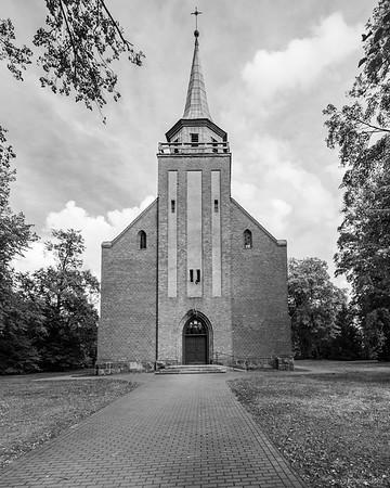 Mariä-Himmelfahrt-Kirche in Schimonken