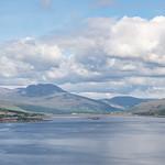 Loch Carran viewpoint