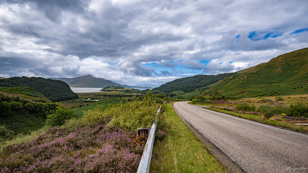 Viewpoint from A890