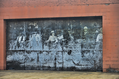 The Mural That Once Was