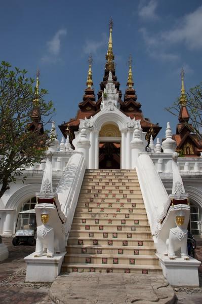 Mandarin Oriental - Dhara Dhevi, Chiang Mai, Thailand<br /> TK3_0883