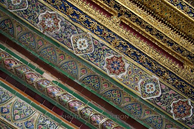 Bangkok, Thailand: Wat Po Temple TK3_9552