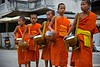 Luang Prabang, Laos - small UNESCO Village on the Mekong River (across from LP)<br /> TK3_1402