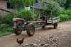 Luang Prabang, Laos - small UNESCO Village on the Mekong River (across from LP)<br /> TK3_0943