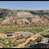 Palo Duro Canyon Campground (The visitor center and one of the four campgrounds)