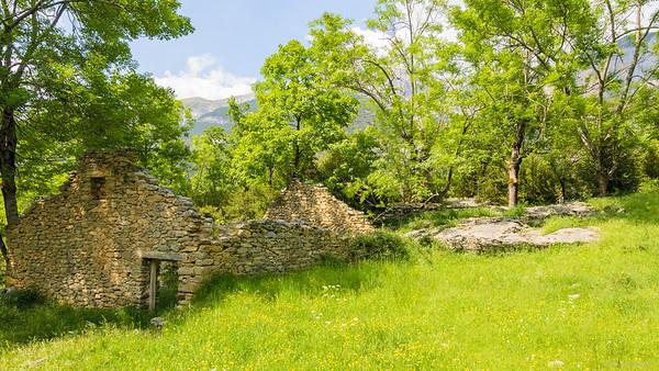 Ghost Village of Escuain